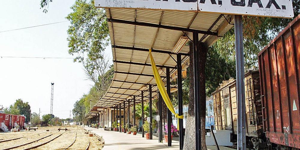 Оахака: Музей мексиканской железной дороги юга, Оахака, Мексика