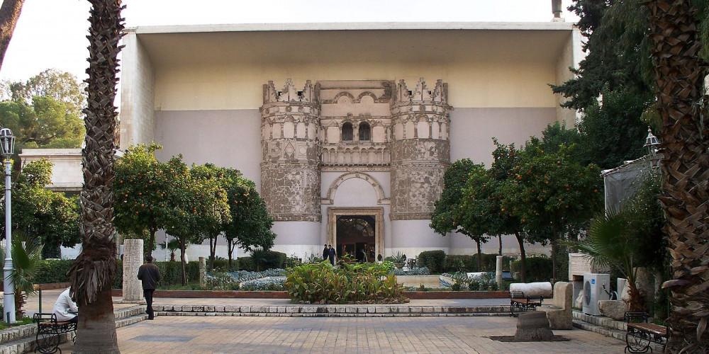 Damascus: National Museum, Юго-восток (Дамаск, Дараа, ас-Сувайда), Сирия