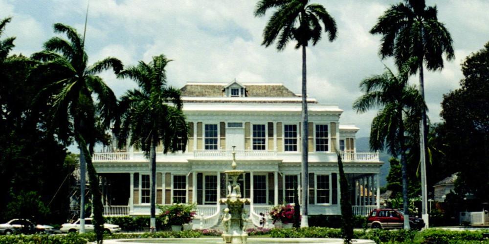 Kingston: Devon House, Мидлсекс, Суррей (Кингстон, Мандевиль, Очо Риос), Ямайка