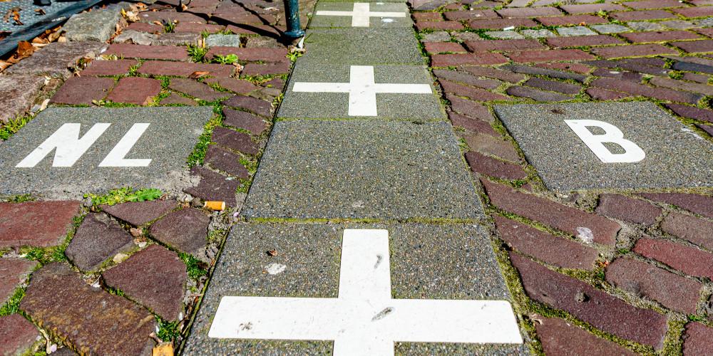 Baarle Hertog and Baarle Nassau, Северный Брабант, Лимбург (Эйндховен, Маастрихт), Нидерланды
