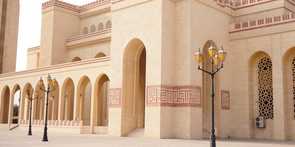 Манама: Мечеть Аль-Фатех, Бахрейн, Бахрейн
