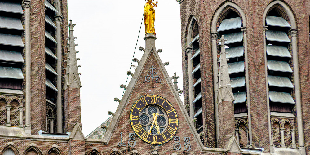 Тилбург, Северный Брабант, Лимбург (Эйндховен, Маастрихт), Нидерланды