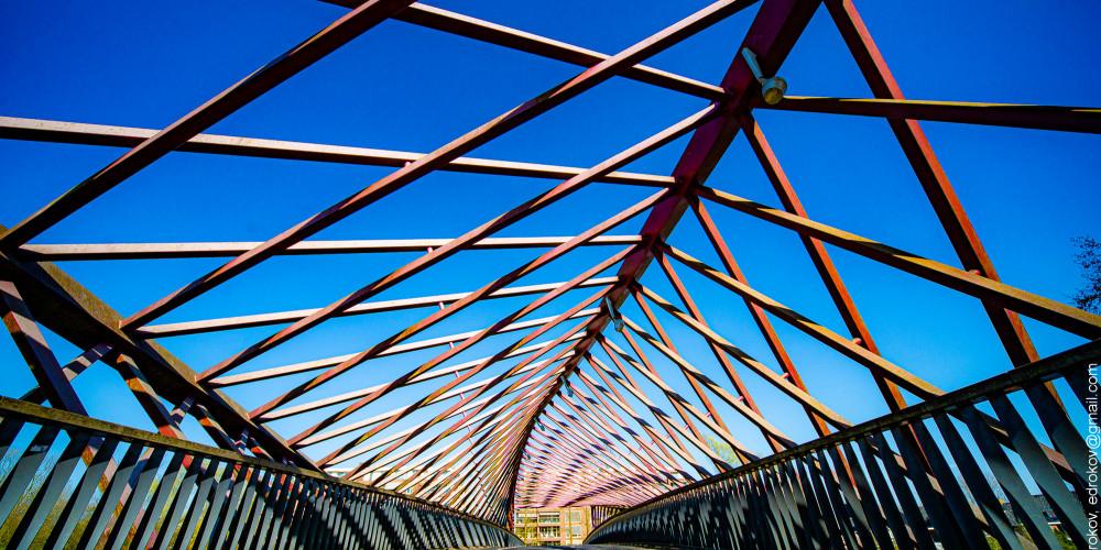 Влардинген: Мост Vlaardingsevaart , Центр и Запад (Амстердам, Роттердам, Утрехт, Алмере), Нидерланды