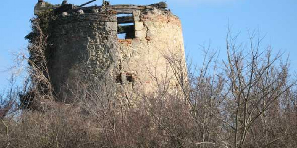 Durfort: Moulin de Durfort, Юг-Пиренеи (Тулуза, Лурд, Родез), Франция
