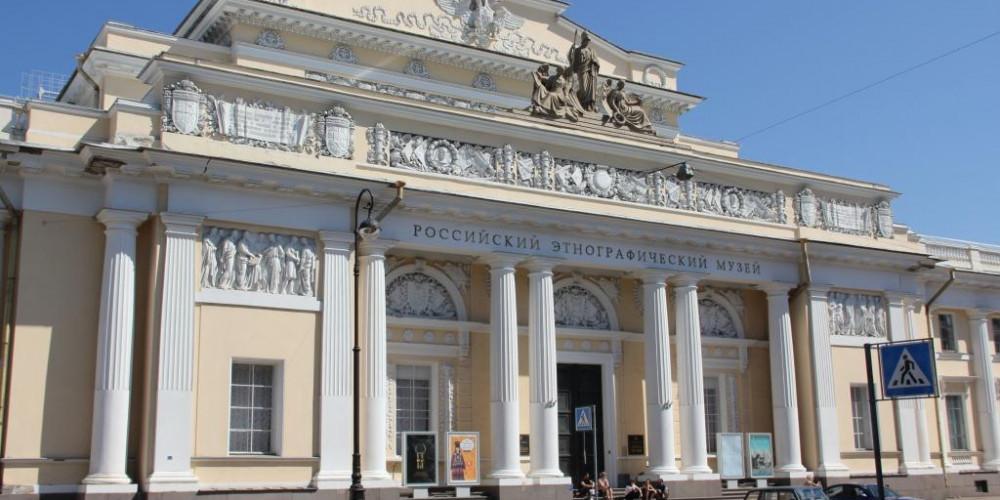 Фото Санкт-Петербург: Российский этнографический музей, Санкт-Петербург, Россия