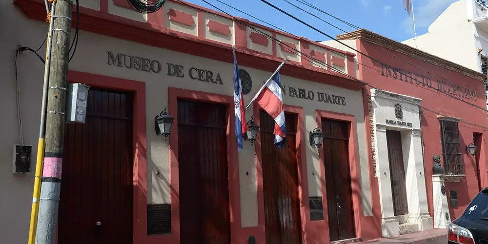 Санто-Доминго: Музей Каса Дуарте, Восток, Юг (Санто-Доминго, Ла-Романа, Бараона), Доминиканская Республика
