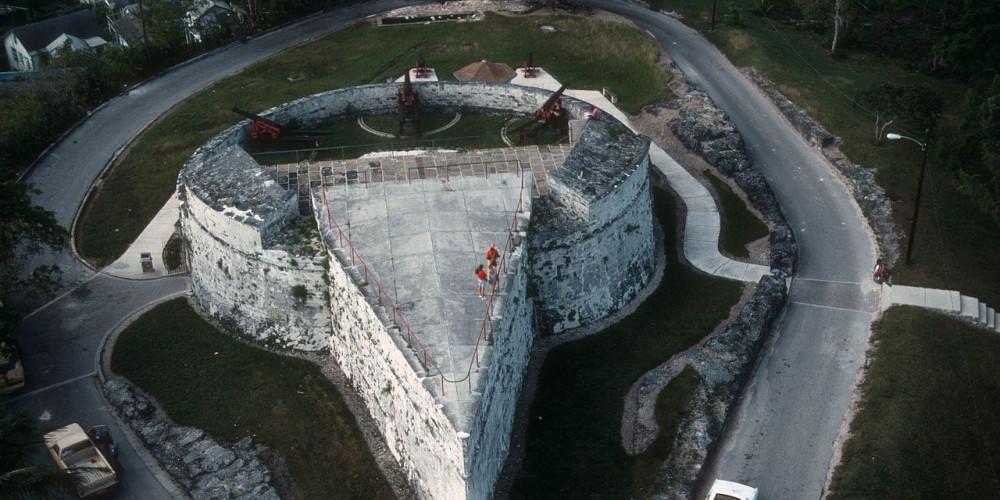 Фото Нассау: Форт Нассау, Нью-Провиденс (Нассау), Андрос, Эксума, Кот, Инагуа, Багамские Острова