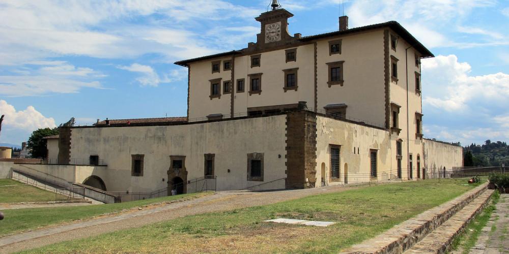 Флоренция: Форте ди Бельведер, Тоскана (Флоренция, Пиза, Сиена, Прато, Ливорно, Ареццо), Италия