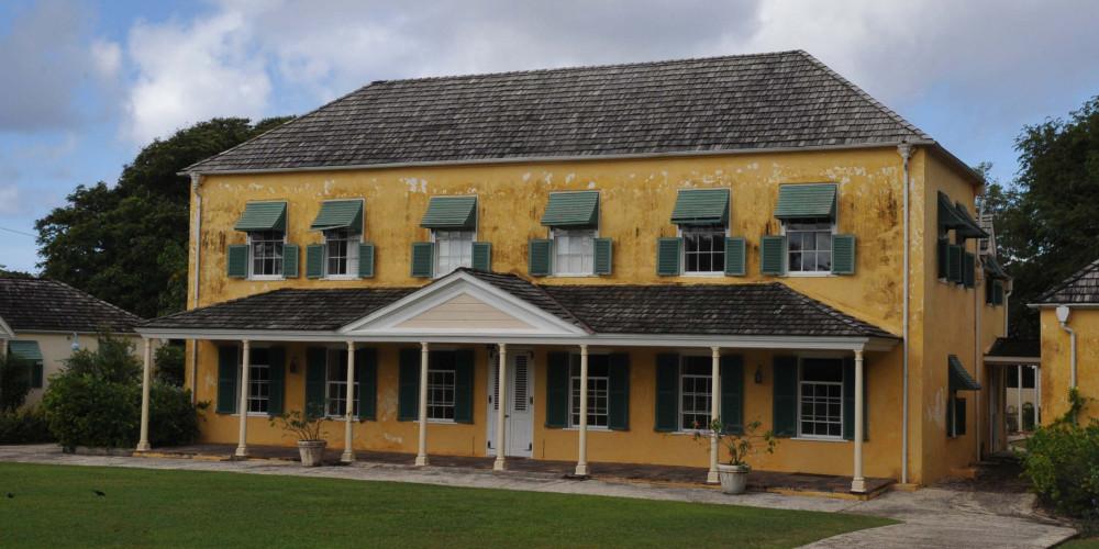 Бриджтаун: Дом Джорджа Вашингтона, Барбадос, Барбадос