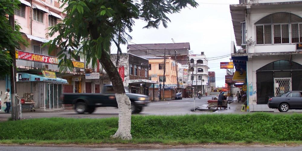 Georgetown, Прибрежный (Джорджтаун, Новый Амстердам, Корривертон), Гайана