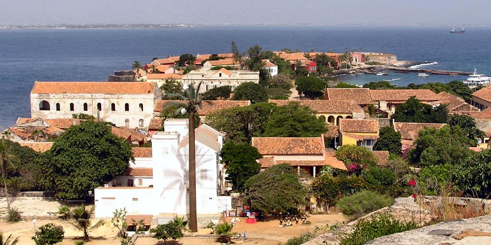 Фото Горее, Дакар, Тис, Диурбель, Фатик, Каолак, Каффрин, Сенегал