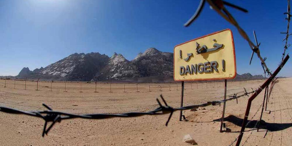 Фото Места ядерных испытаний Ин-Эккер и Регган, Восточная Сахара (Таманрассет, Эль-Уэд, Гардая, Уаргла, Иллизи), Алжир