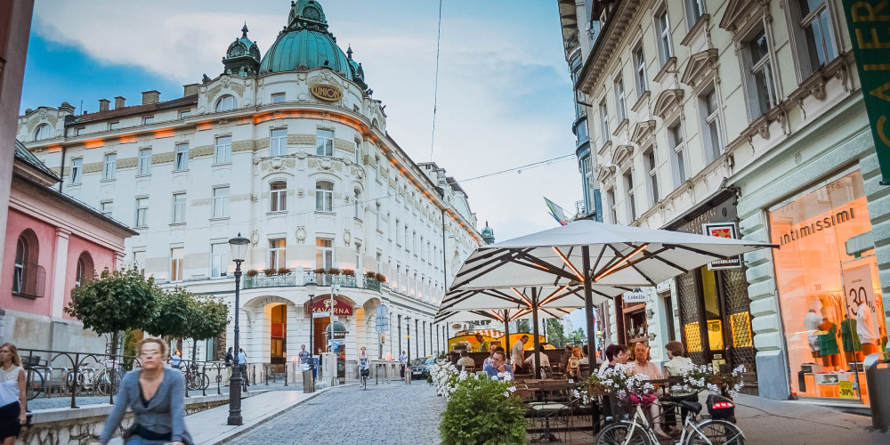 Фото Любляна, Западный (Любляна, Блед, Крань, Копер, Пиран), Словения