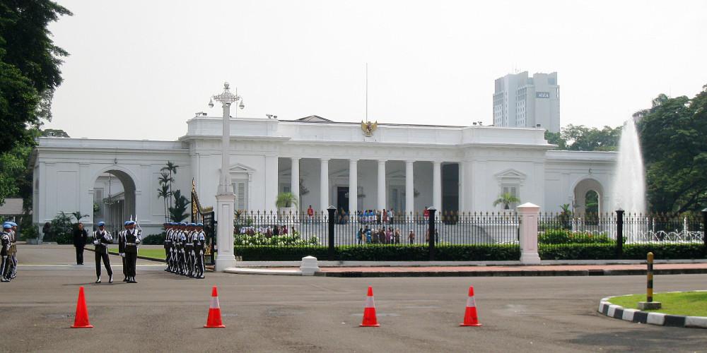 Фото Джакарта: Дворец Мердека, Ява Вест и Бантен (Джакарта, Бандунг), Индонезия