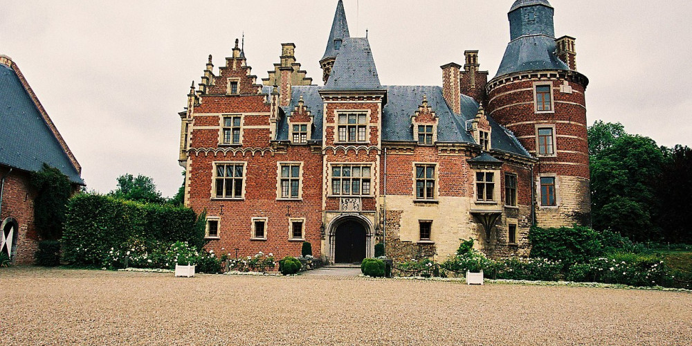Фото Мхеер: Замок Мхеер, Северный Брабант, Лимбург (Эйндховен, Маастрихт), Нидерланды