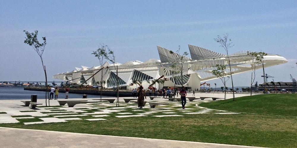 Фото Рио-де-Жанейро: Аэрокосмический музей, Рио-де-Жанейро (район Большого города), Бразилия