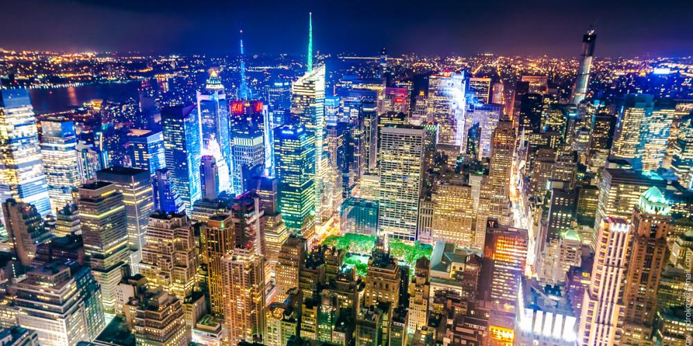 Фото Нью-Йорк и пригороды, Нью-Йорк и Лонг-Айленд, США - Нью-Йорк