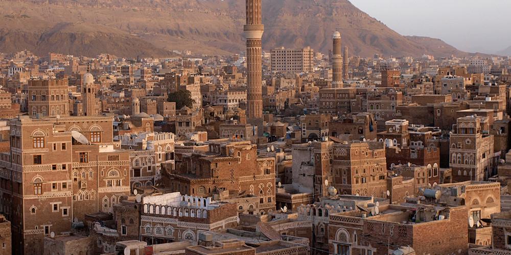 Фото Сана: Дворец Гумдан, Азал (Сана, Амран, Дхамар) и Шева (Аль-Джавф, Мариб), Йемен
