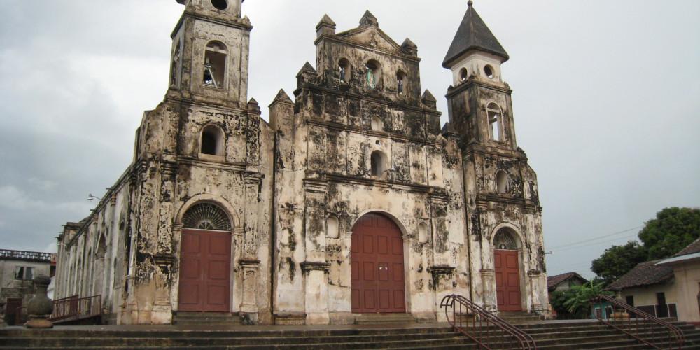 Гранада: Церковь Гваделупа, Юго-запад (Гранада, озеро Никарагуа, Масая, Боако), Никарагуа