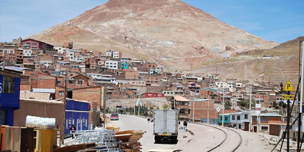 Город Потоси, Потоси (Уюни), Чукисака (Сукре), Тариха, Боливия