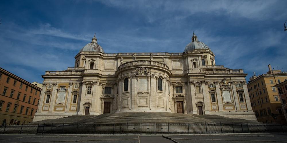 Фото Рим: Базилика Санта-Мария-Маджоре, Лацио (Рим, Латина, Чивитавеккья), Италия