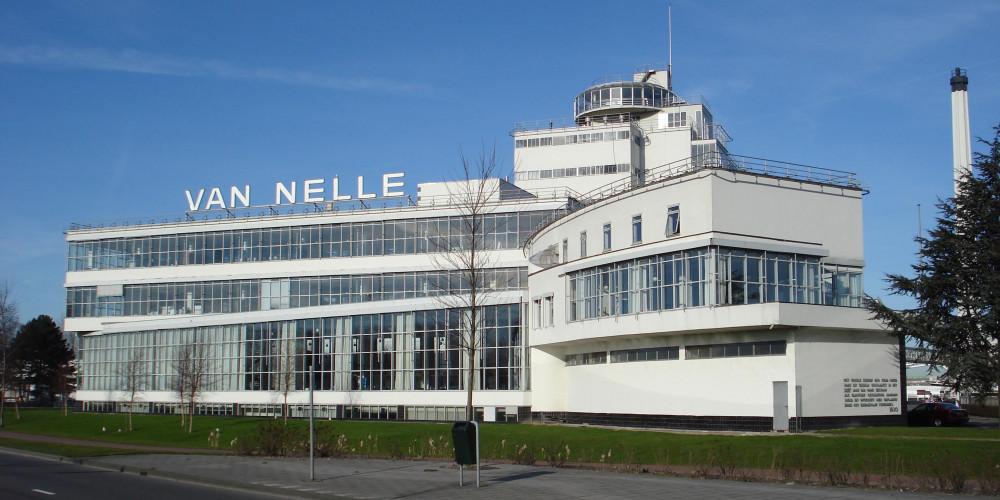 Роттердам: Неллефабрик, Центр и Запад (Амстердам, Роттердам, Утрехт, Алмере), Нидерланды