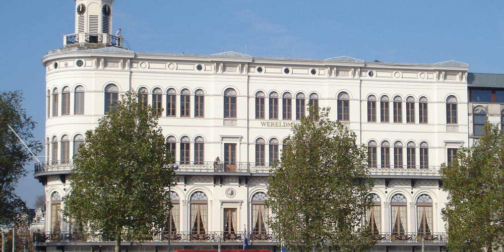 Роттердам: Всемирный музей, Центр и Запад (Амстердам, Роттердам, Утрехт, Алмере), Нидерланды
