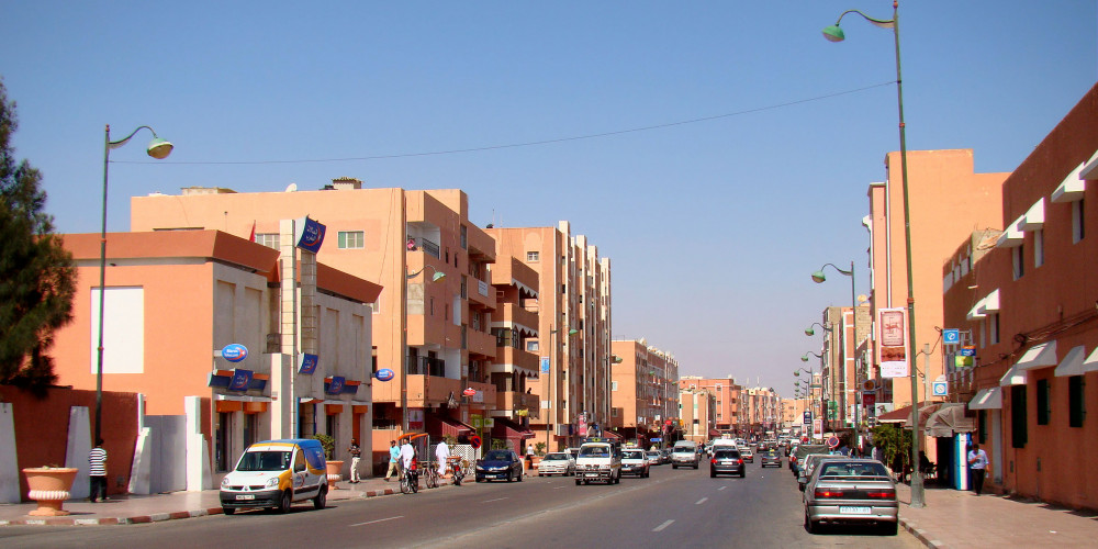 Эль-Аюн, Марокко (Эль-Аюн, Дахла), Западная Сахара