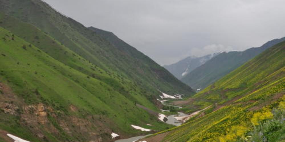 Шелковые пути: Сеть маршрутов Чанъань-Тяньшаньского коридора, Бишкек, Чуй, Джалал-Абад, Талас, Киргизия