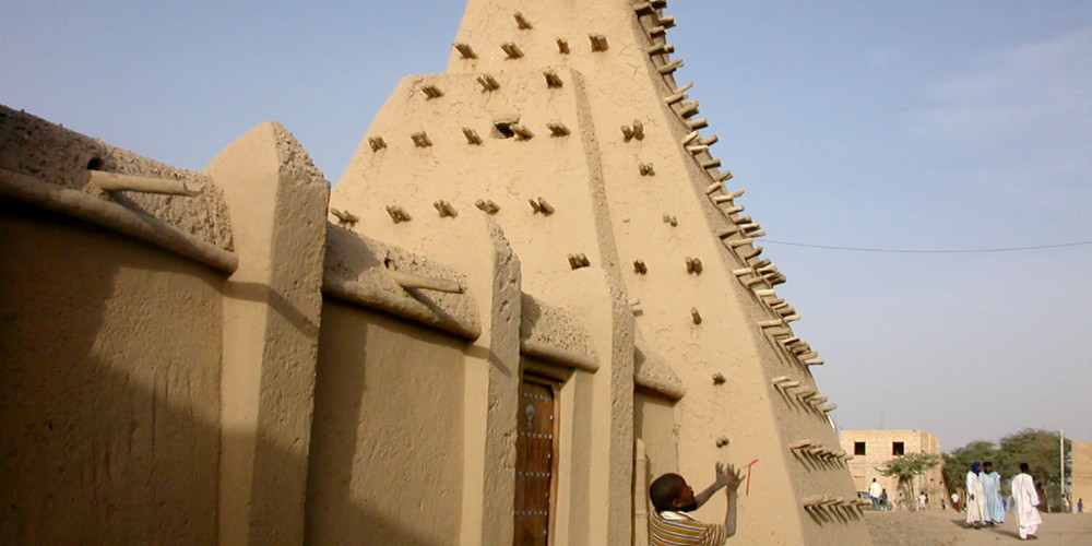 Timbuktu, Тимбукту, Мали
