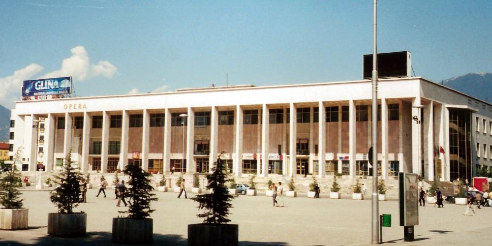 Фото Национальный театр оперы и балета Албании, Север (Тирана, Дуррес, Шкодер), Албания
