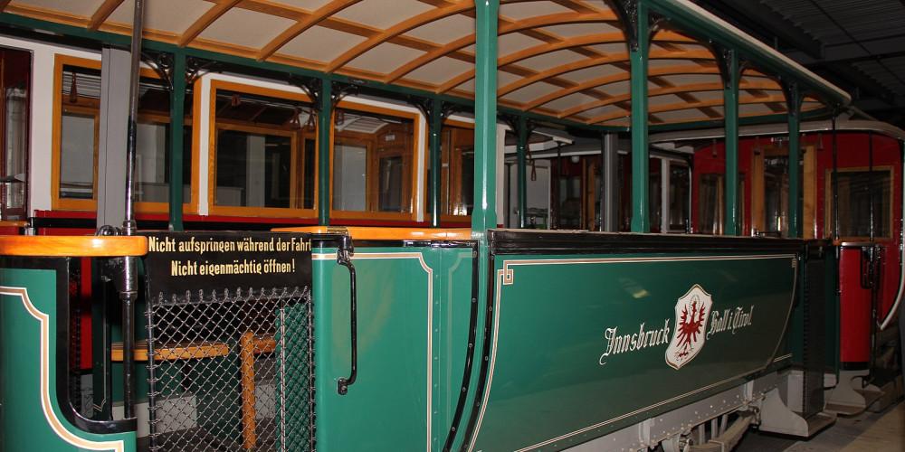 Инсбрук: Музей железных дорог Тироля, Тироль, Форарльберг (Инсбрук), Австрия