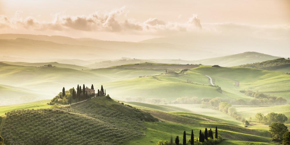Фото Валь д'Орча, Тоскана (Флоренция, Пиза, Сиена, Прато, Ливорно, Ареццо), Италия