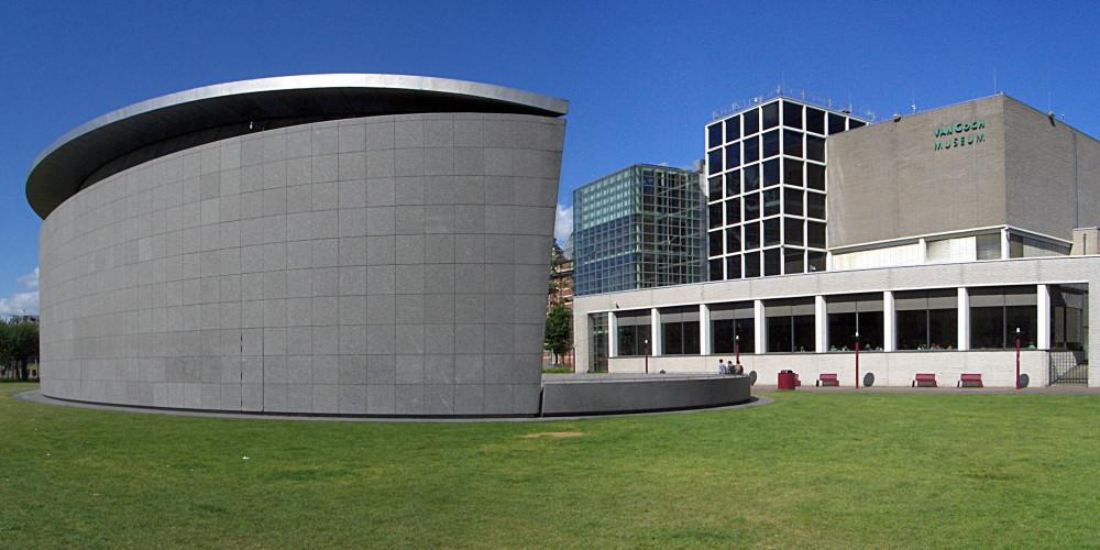 Амстердам: Музей Ван Гога, Центр и Запад (Амстердам, Роттердам, Утрехт, Алмере), Нидерланды