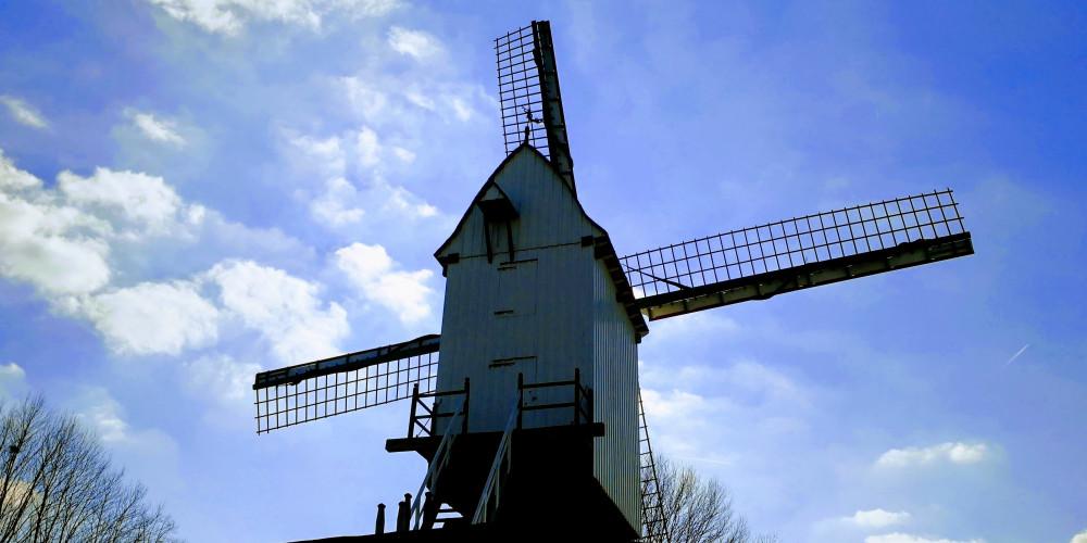 Антверпен: Мельница St. Anneke, Фландрия (Антверпен, Гент, Брюгге, Остенде, Лёвен, Хасселт), Бельгия