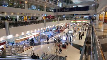 Три дня распродажи в Дубае
