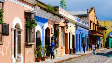 Гватемала - общие сведения