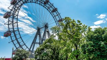 Пять популярных общественных парков в Вене