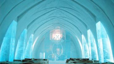Лучшие ледяные отели мира