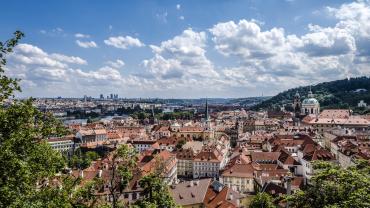 Прага рада детям
