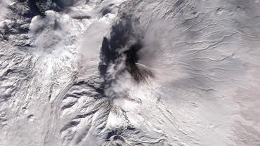 Последствия извержения в Исландии