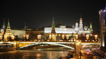 Москва - что посмотреть в городе и окрестностях