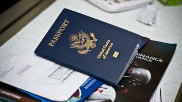 Сдача биометрии для поездок в Шенген
