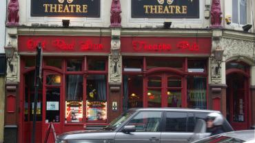 Театры-пабы Лондона