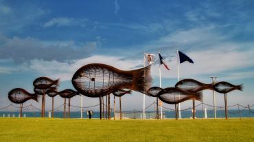 Французская Ривьера: места для подводного плавания