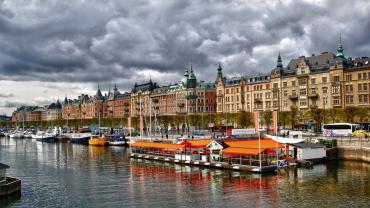 Развлечения для детей в Стокгольме