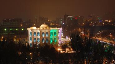 В Алматы открылся новый отель Golden Hills