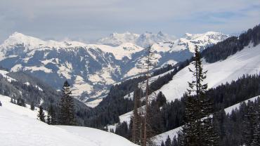 Горнолыжный отдых. Австрия. Кирхберг