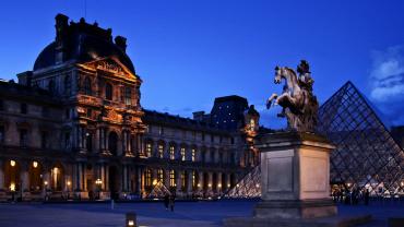 Сокровища Лувра