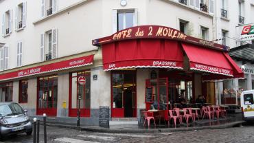 Если посмотреть на Париж глазами Амели (или по следам Амели)